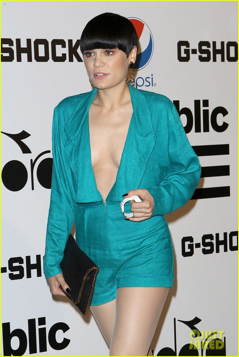 jessie j republic records grammys 2014 after party 04