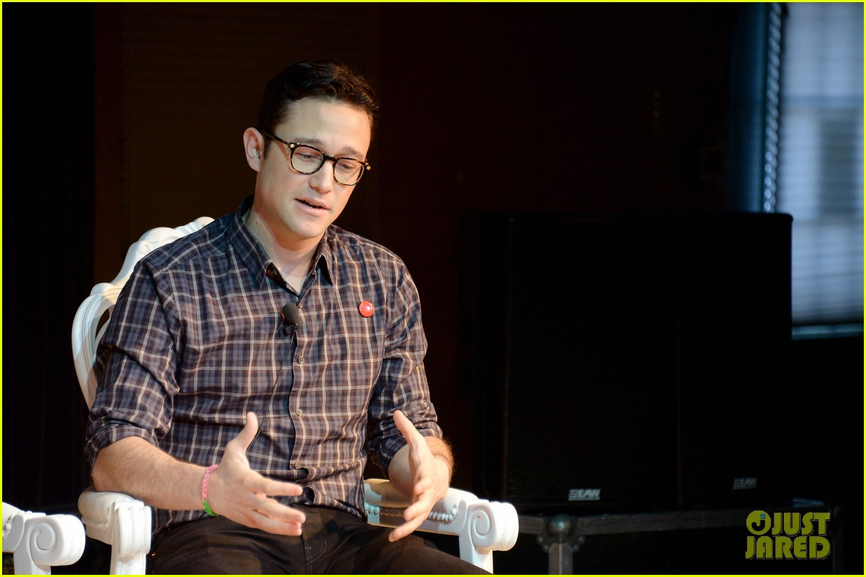 joseph gordon levitt sundance hitrecord are very similar 09