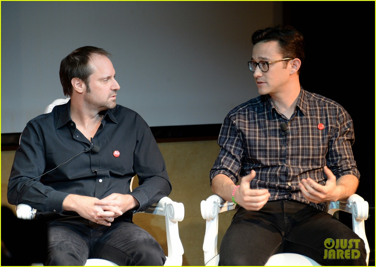 joseph gordon levitt sundance hitrecord are very similar 123035994