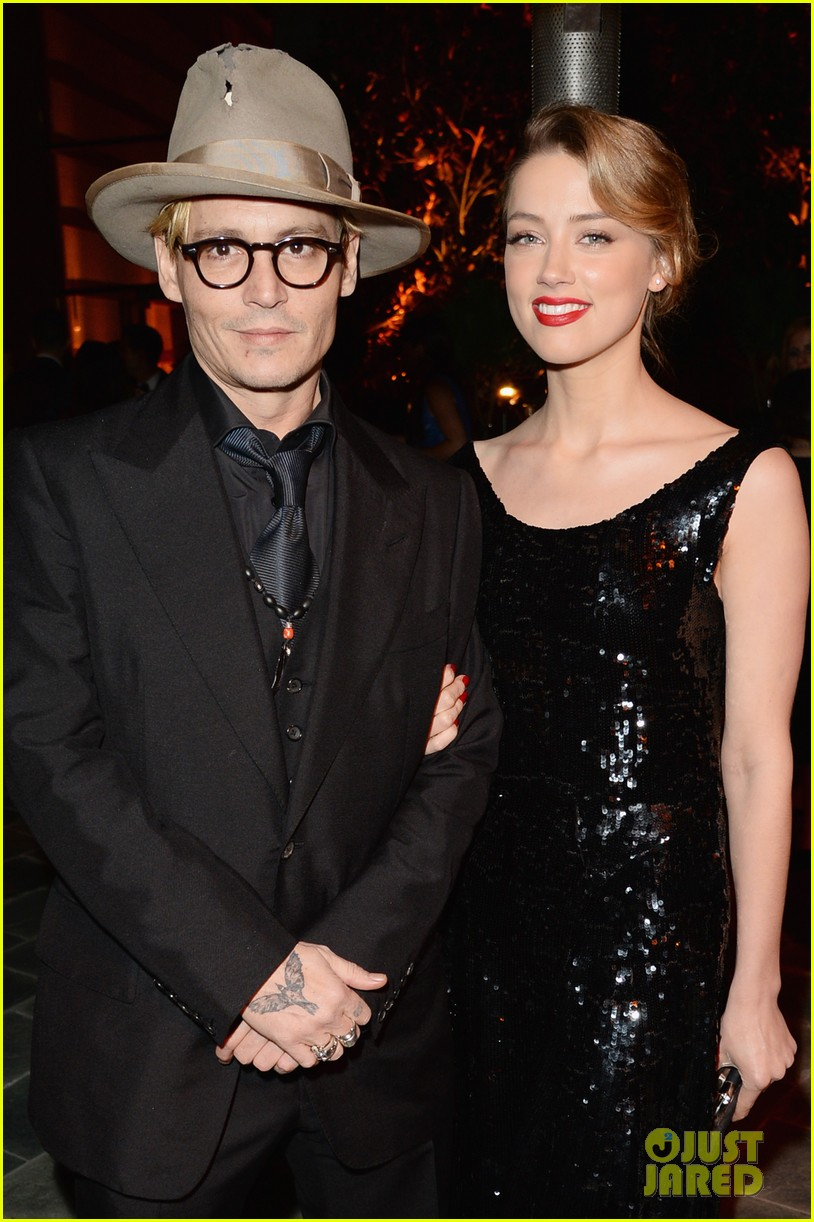 johnny depp amber heard art of elysium heaven gala 14