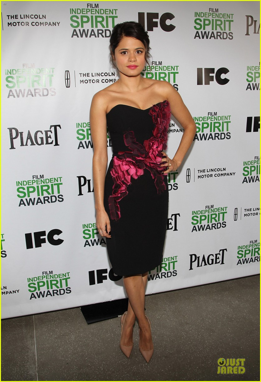 michael b jordan melonie diaz spirit awards nominees brunch 03
