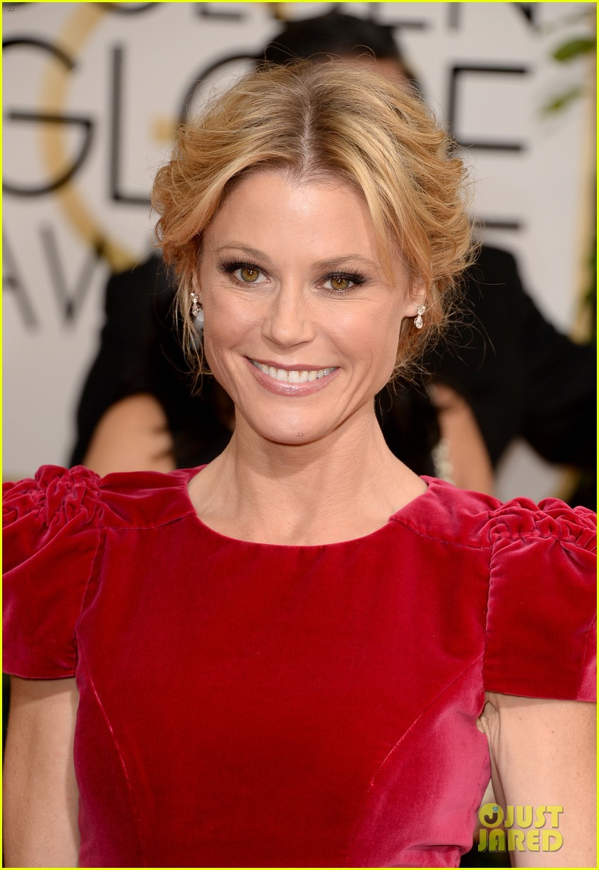 julie bowen golden globes 2014 red carpet 03