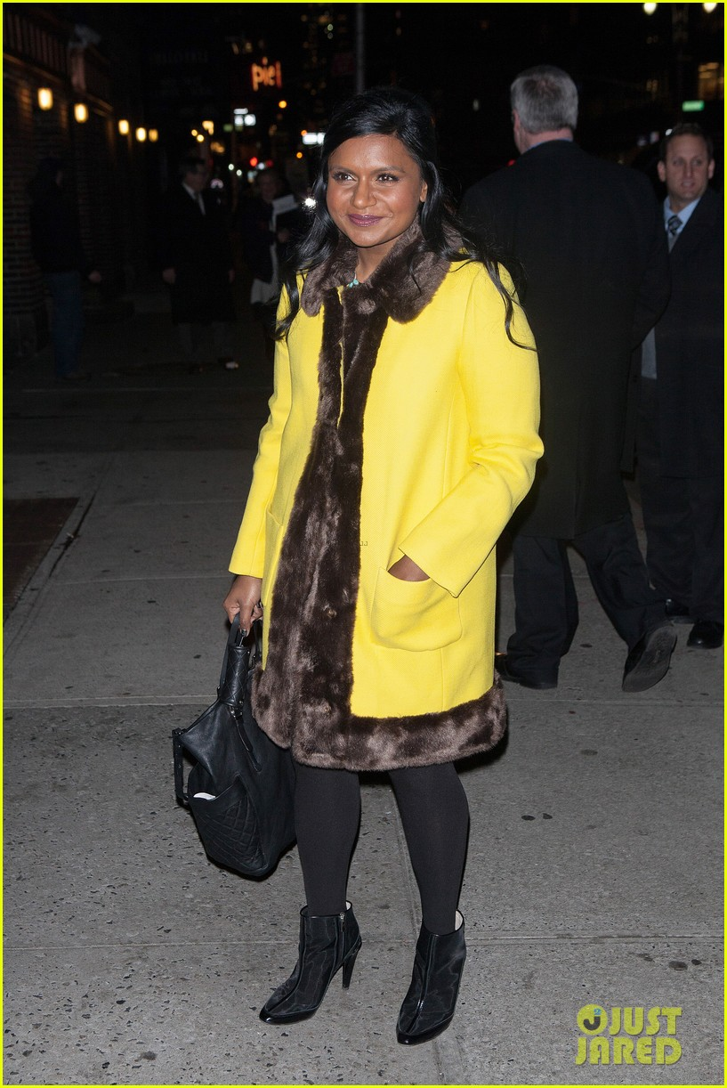 mindy kaling my elle made me feel glamorous cool 133026744