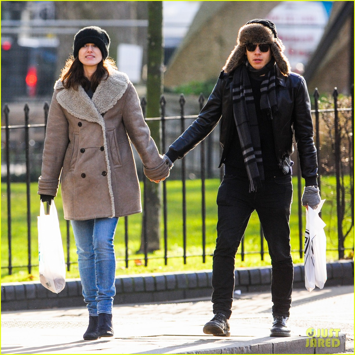 keira knightley james righton walk hand in hand for shopping trip 133031204