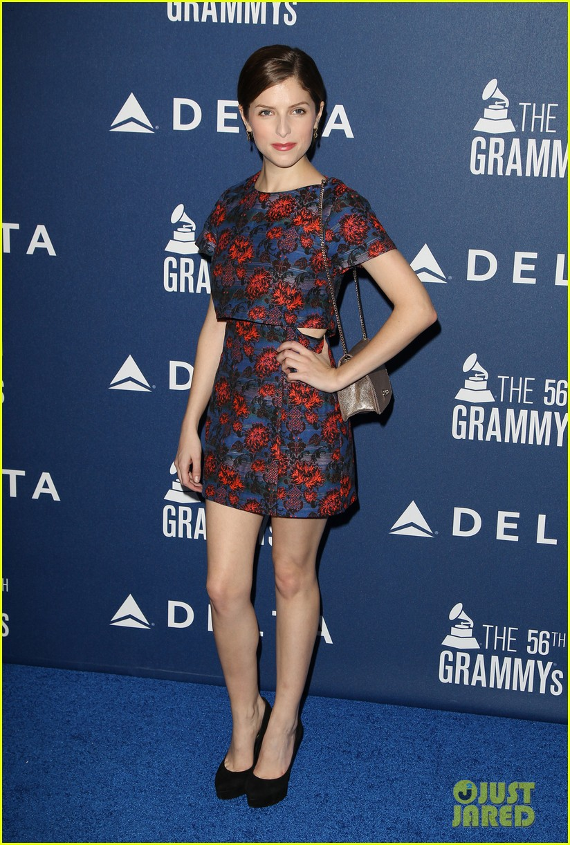 anna kendrick ashley benson delta airlines pre grammy party 153039138