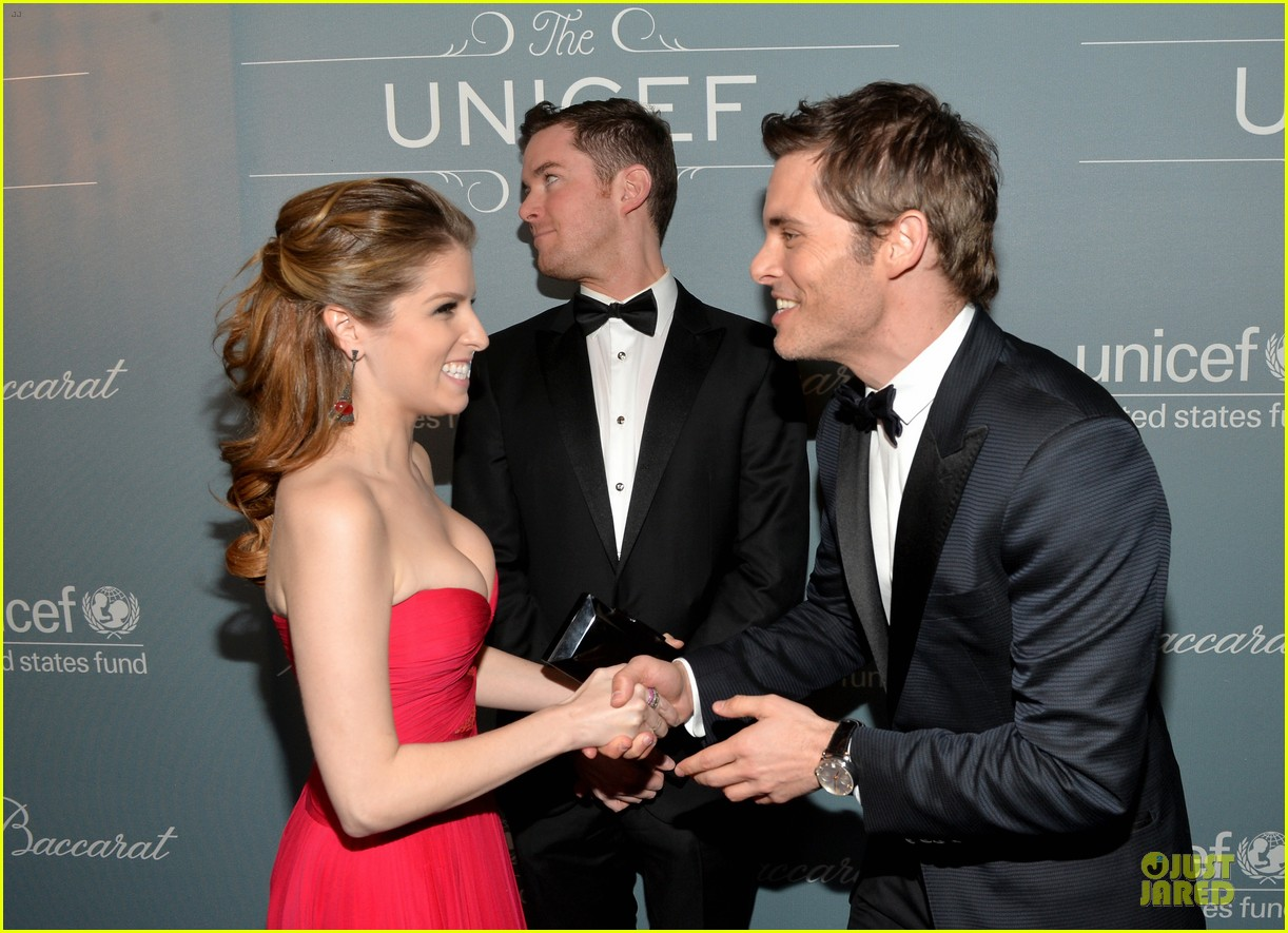 anna kendrick james marsden unicef ball 2014 043031539