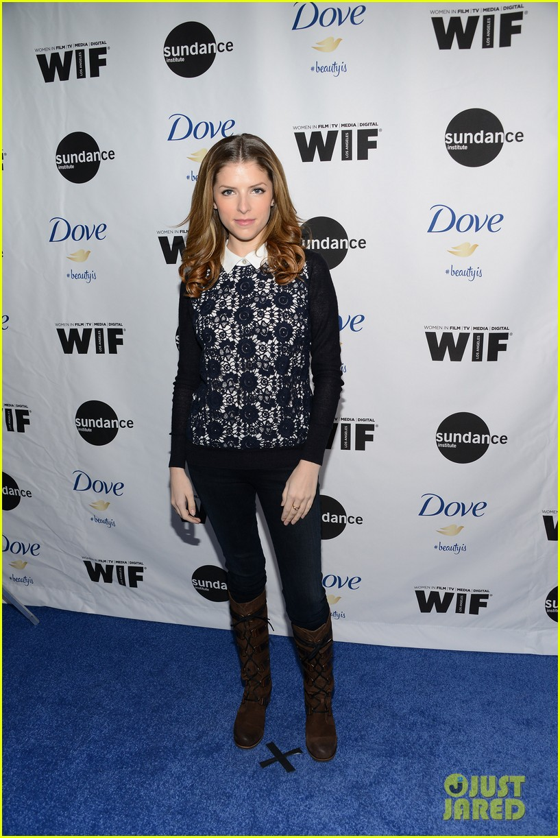 anna kendrick women at sundance brunch 05