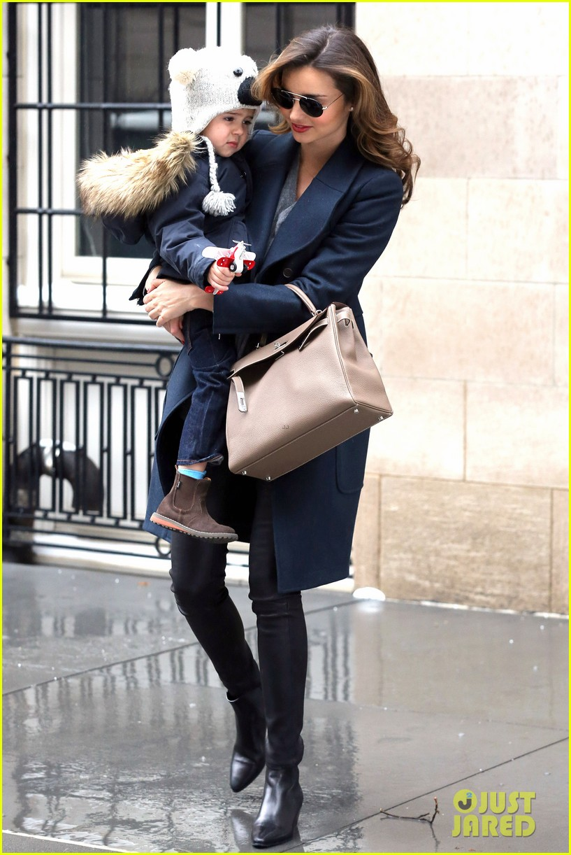 miranda kerr takes flynn to orlando blooms on his 3rd birthday 18