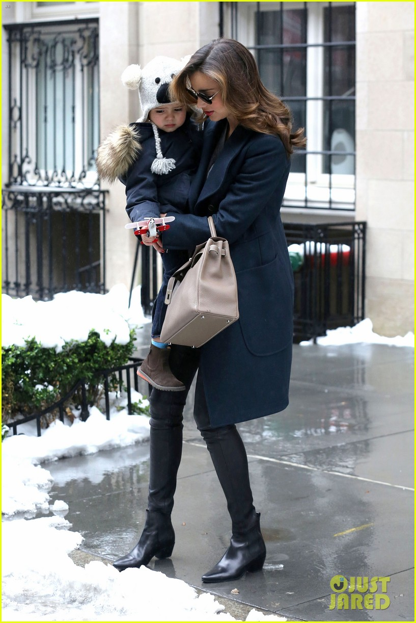 miranda kerr takes flynn to orlando blooms on his 3rd birthday 26
