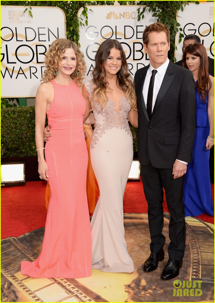 Full Sized Photo of kevin bacon kyra sedgwick golden ...