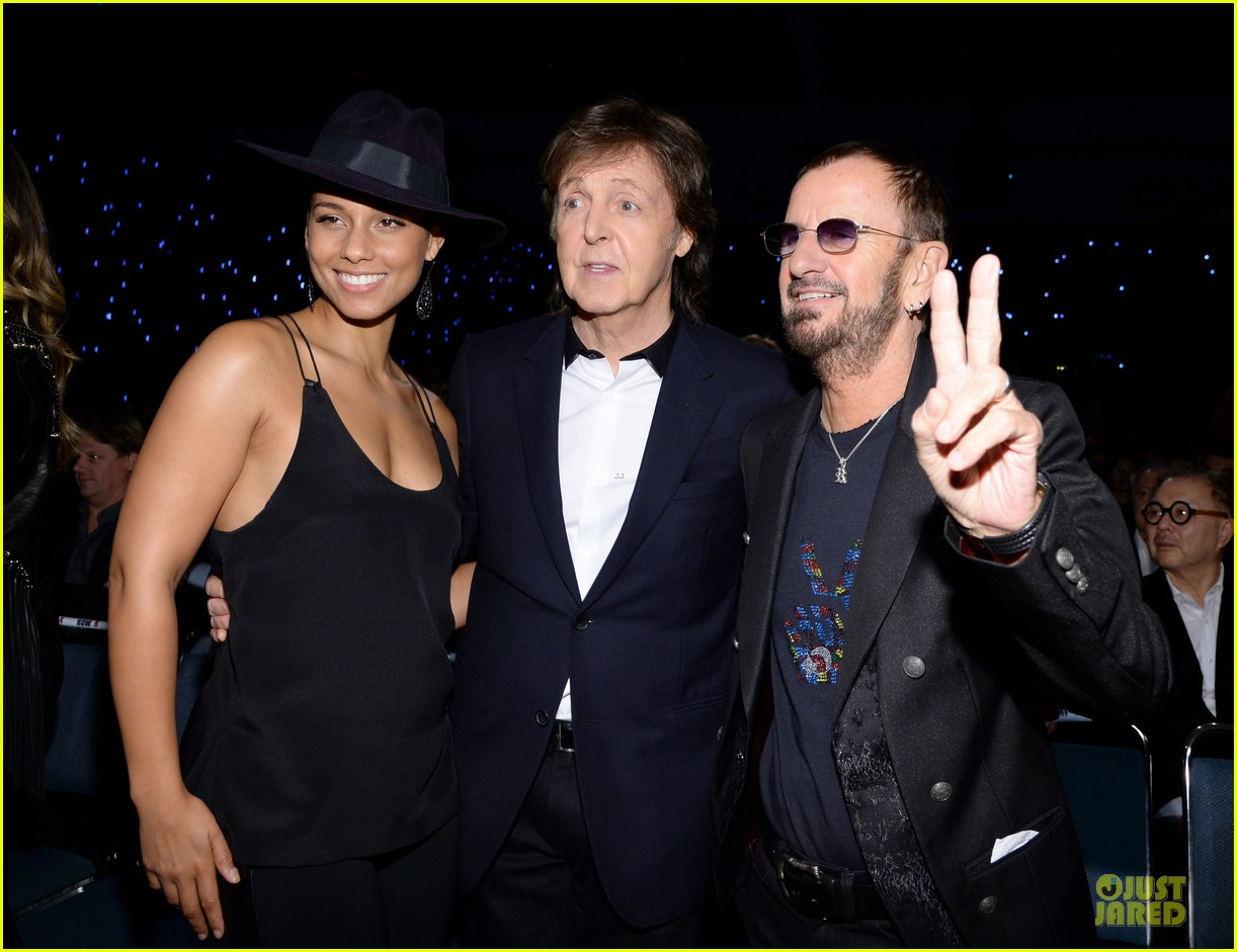 alicia keys john legend beatles tribute performers 12