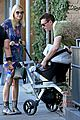 jaime king family lunch after friday gifting suite stop 03