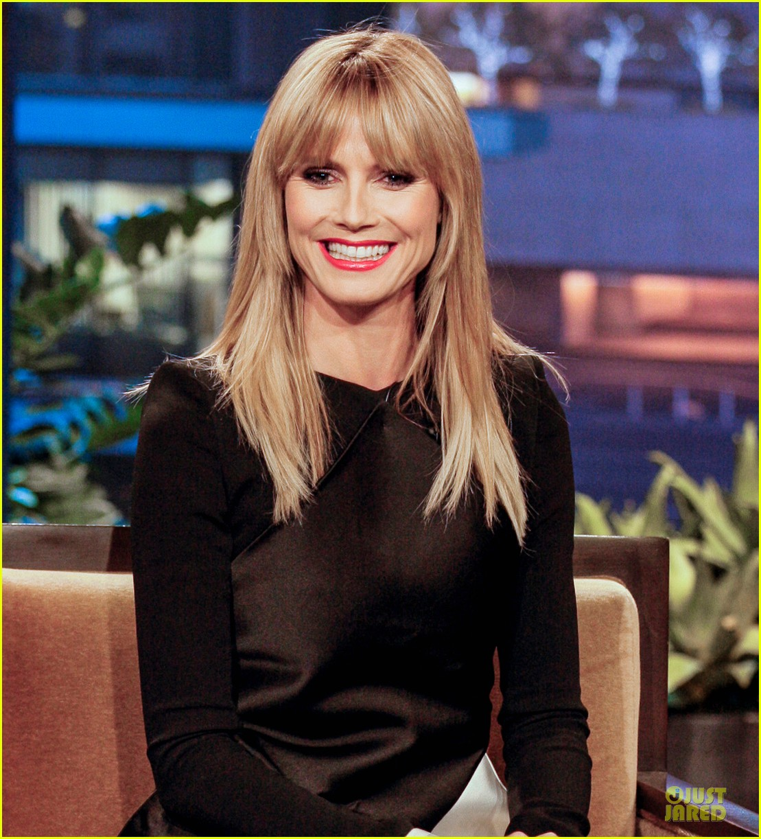 heidi klum 24 tonight show with jay leno appearances 02