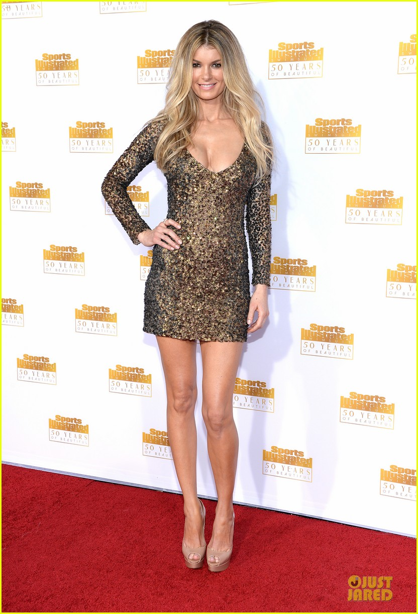 heidi klum kate upton si 50th anniversary swimsuit party 323031500