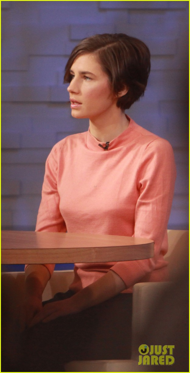 amanda knox on gma i will never go back to italy 023044854