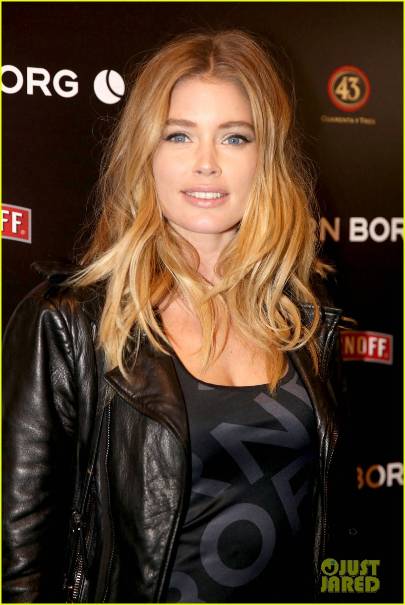 doutzen kroes bjorn borg fashion show 023038415