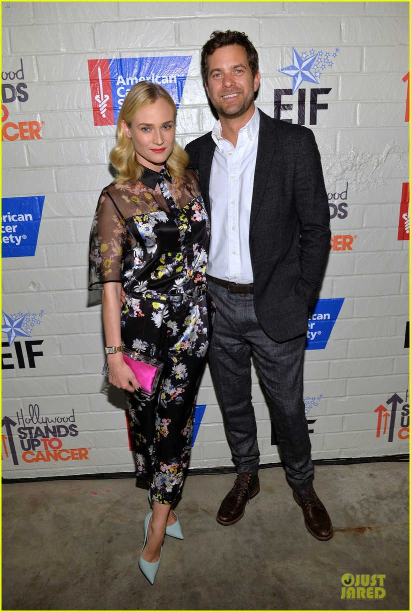 diane kruger joshua jackson hollywood stands up to cancer gala 06