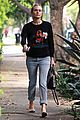 diane kruger wears no makeup looks fresh faced for errand run 01