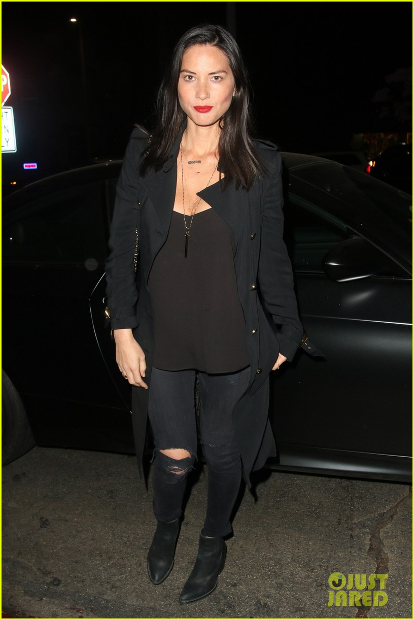 olivia munn adam lambert chateau marmont night out 01