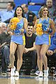 taylor lautner cheers on ucla at basketball game 03