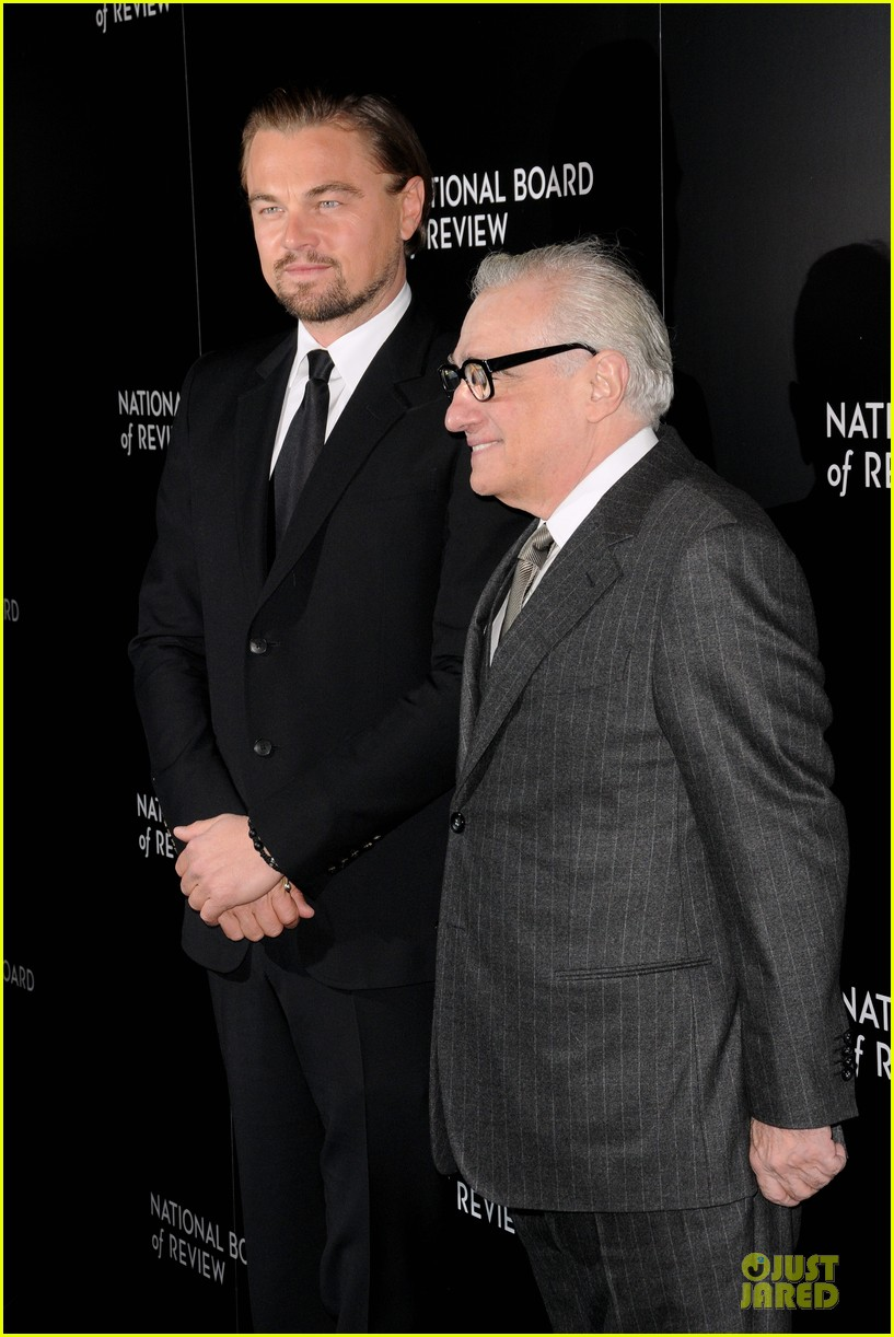 leonardo dicaprio national broad of review awards gala 2014 103024844
