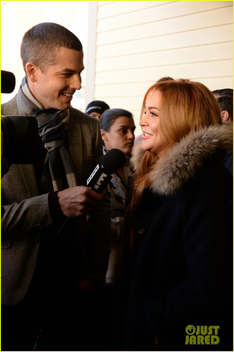lindsay lohan announces new film inconceivable at sundance 123036600