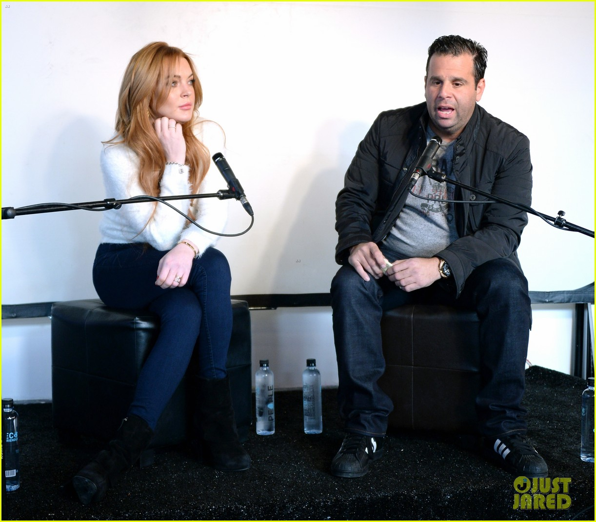 lindsay lohan announces new film inconceivable at sundance 25