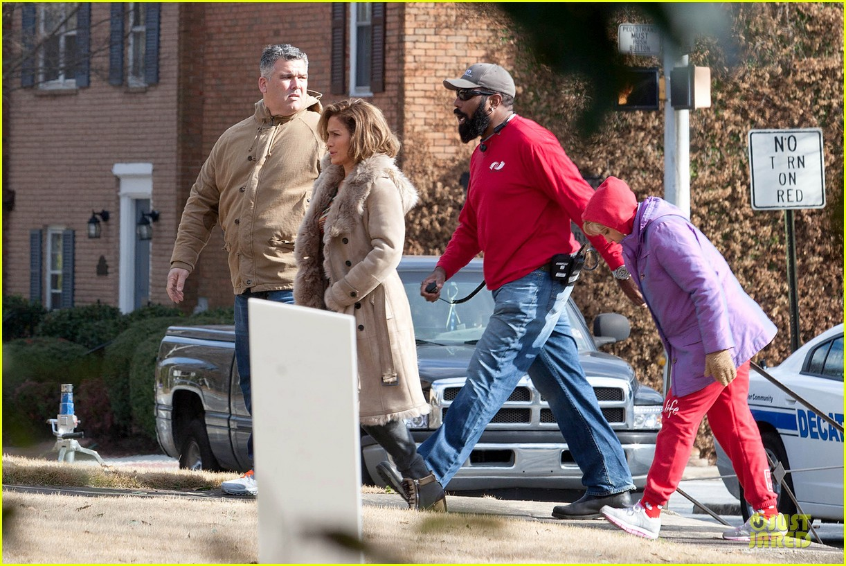 jennifer lopez viola davis start shooting lila eve 133037371