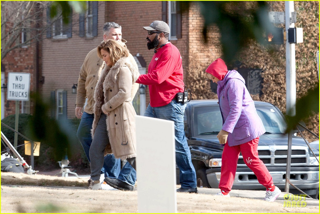 jennifer lopez viola davis start shooting lila eve 14