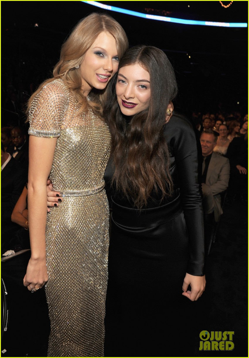 lorde meets up with taylor swift after her grammys 2014 win 013041447