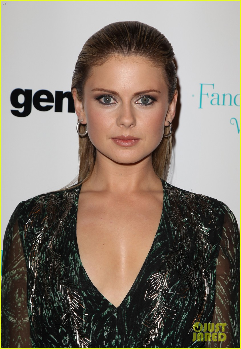 chris lowell rose mciver brightest star premiere 13
