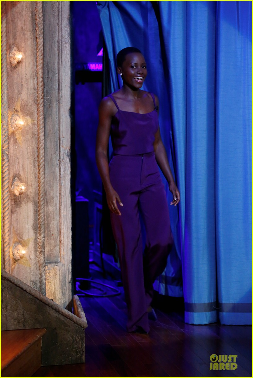 lupita nyongo talks oscars nomination on queen latifah show 01