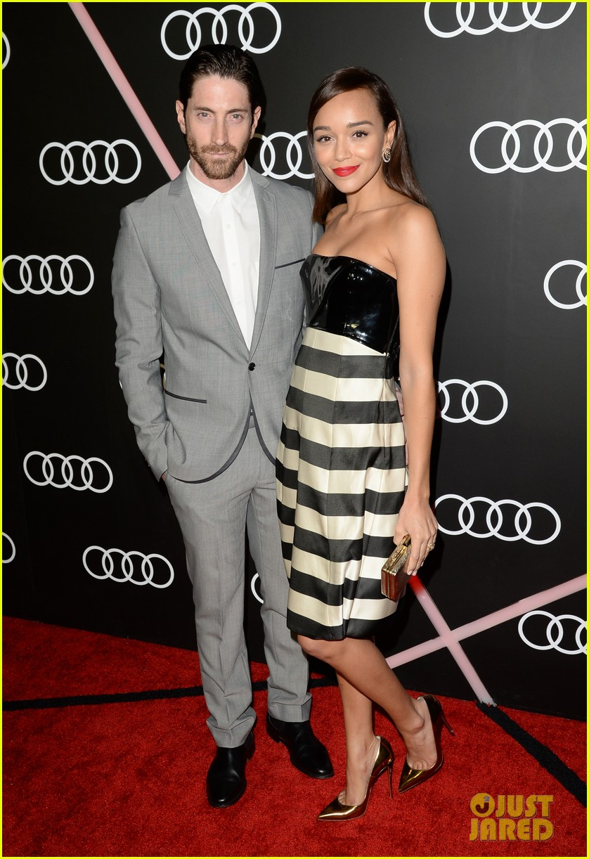 ashley madekwe jesse metcalfe audis golden globes party 013026870