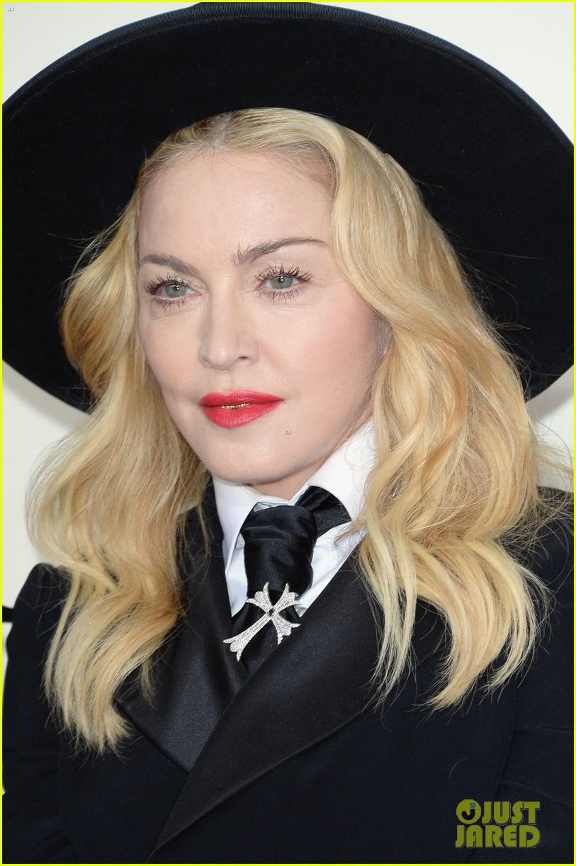 Madonna Grammys Madonna Grammys 2014 Red