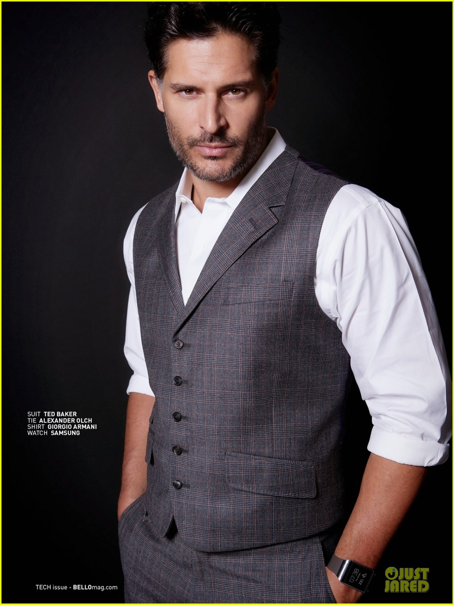 joe manganiello covers bello magazine january 2014 063027773