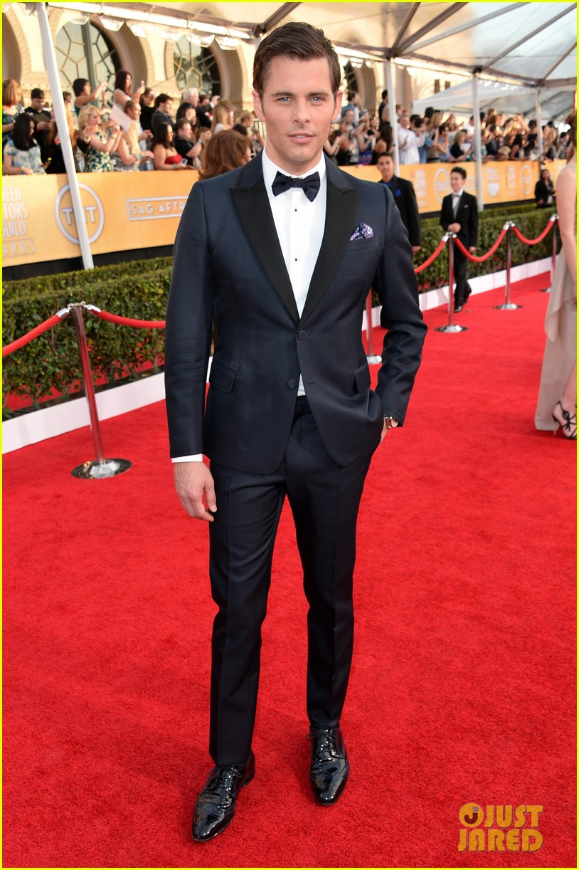 james marsden sag awards 2014 red carpet 03