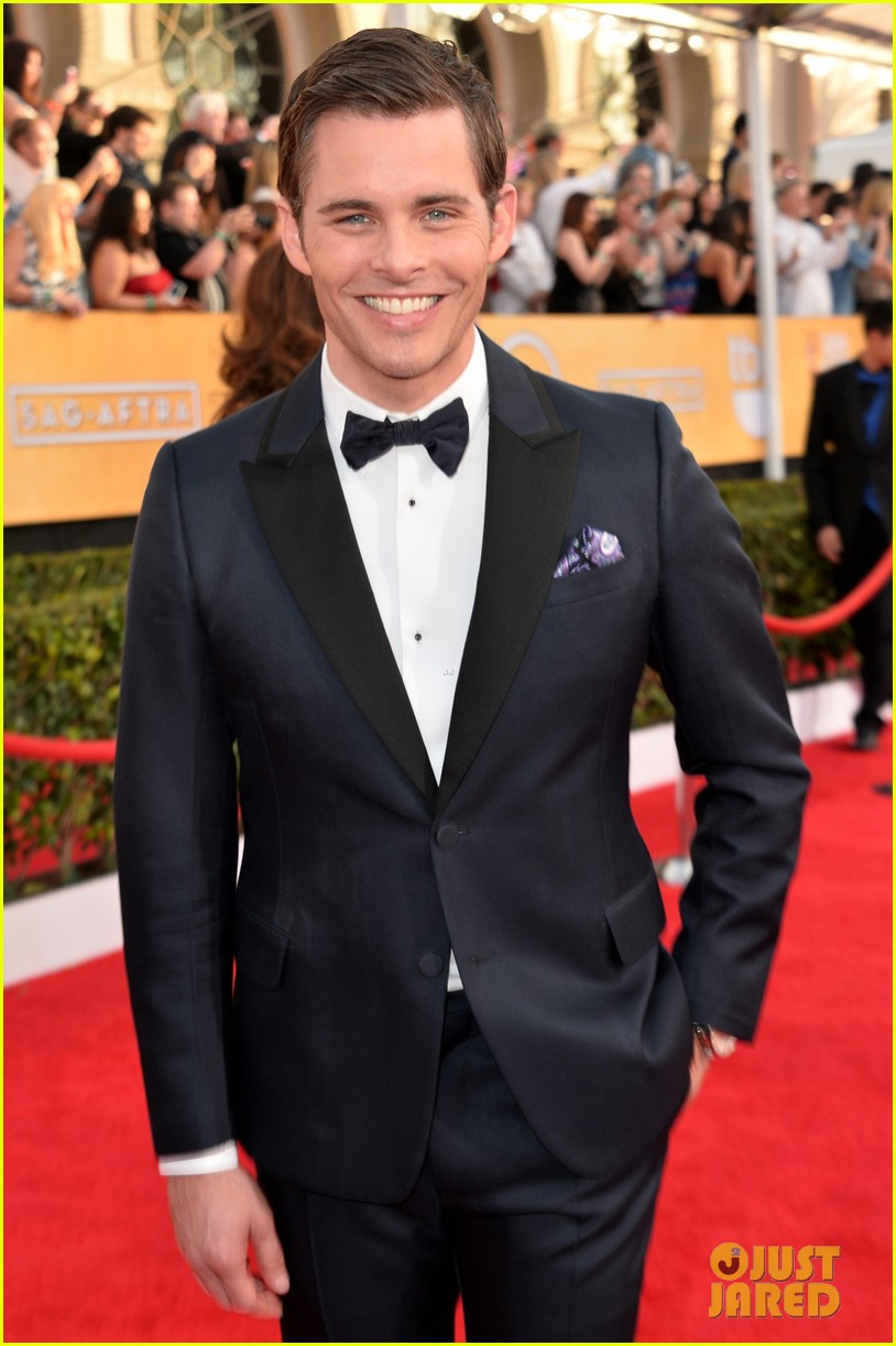 james marsden sag awards 2014 red carpet 053034824