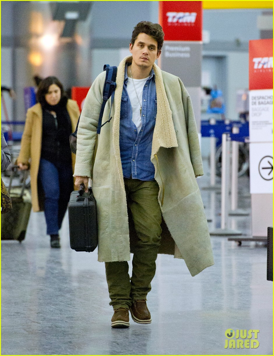 john mayer flies into the polar vortex welcome to chilly nyc 033044278