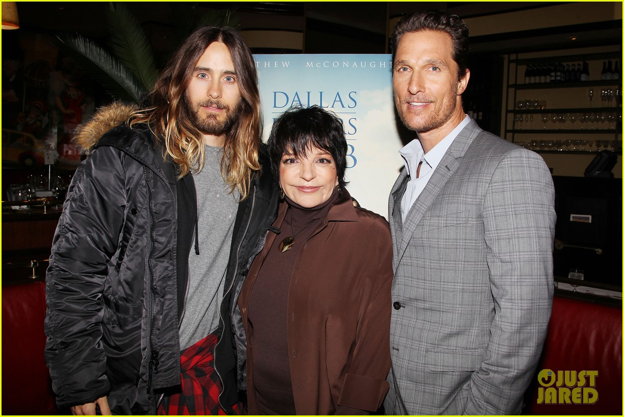 matthew mcconaughey jared leto dallas luncheon in nyc 07