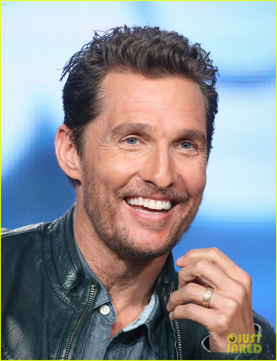 matthew mcconaughey true detective tca winter tour panel 02