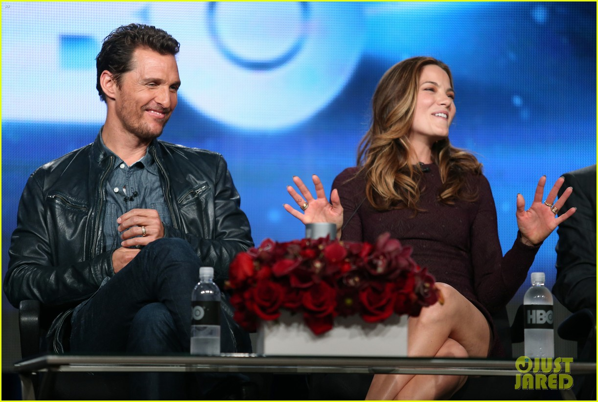 matthew mcconaughey true detective tca winter tour panel 123026515