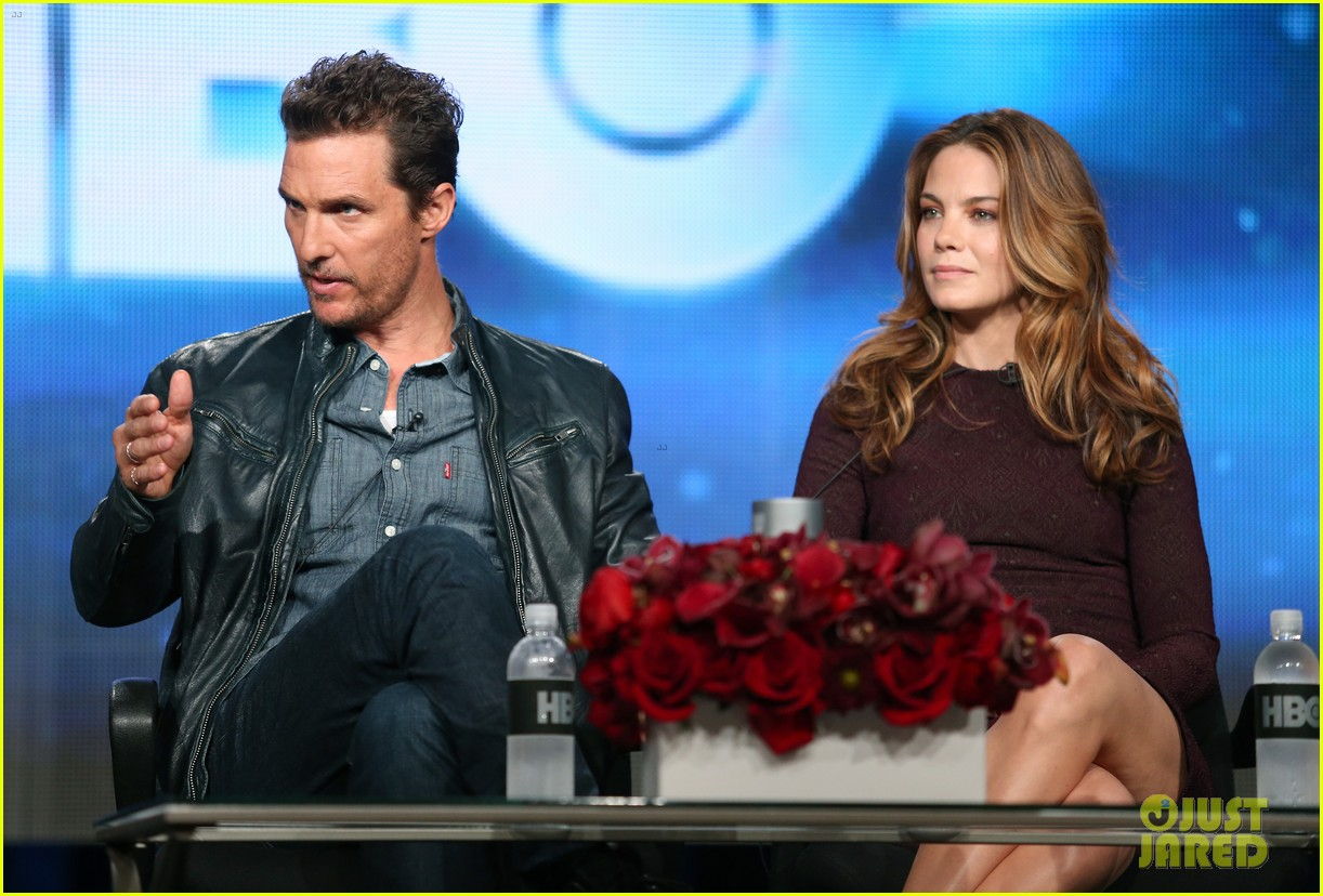 matthew mcconaughey true detective tca winter tour panel 15