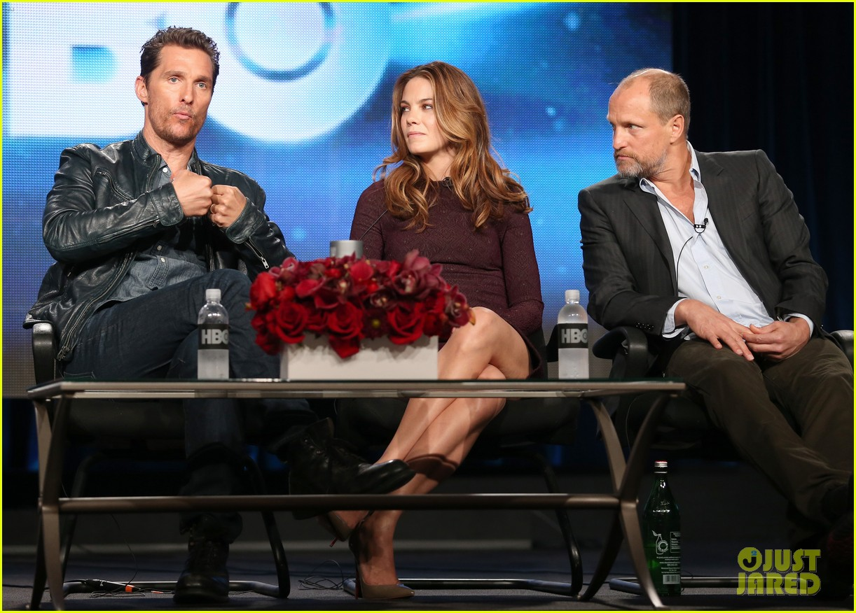 matthew mcconaughey true detective tca winter tour panel 183026521