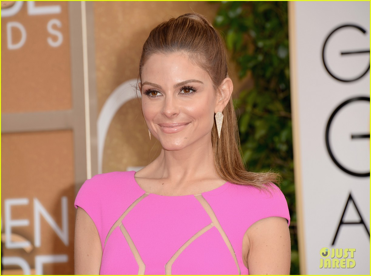 maria menounos golden globes 2014 red carpet 08