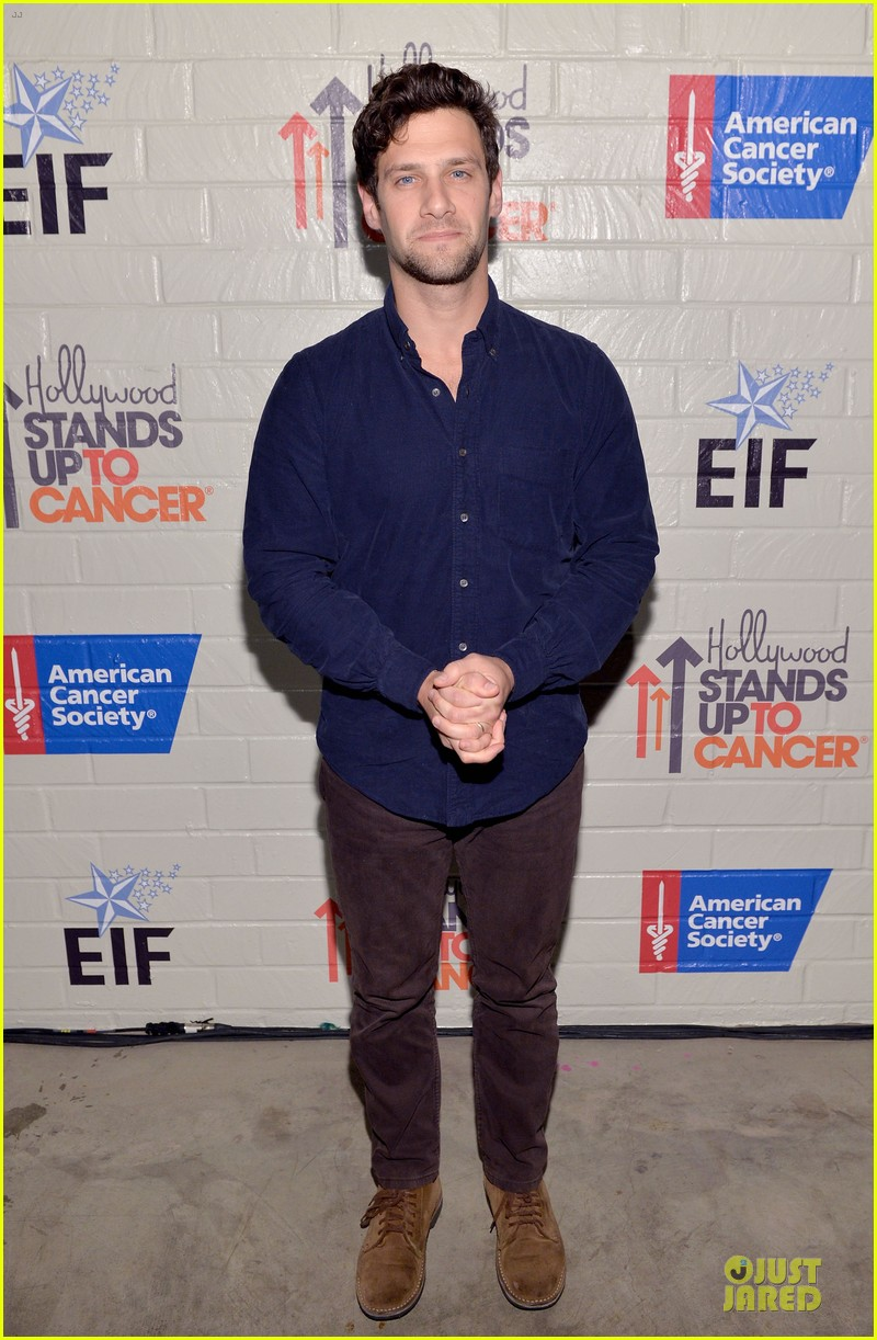neil patrick harris justin bartha hollywood stand up to cancer event 033043358