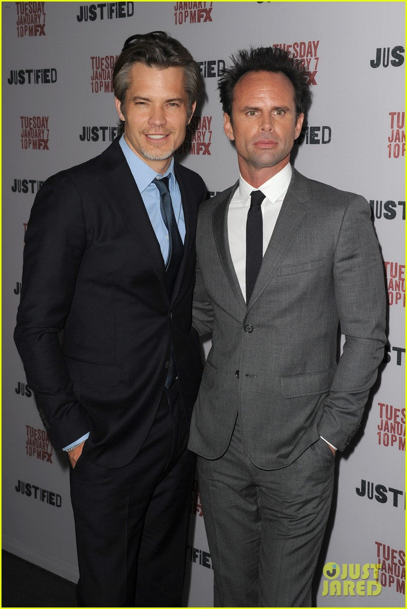 timothy olyphant joelle carter justified season 5 premiere 023024290