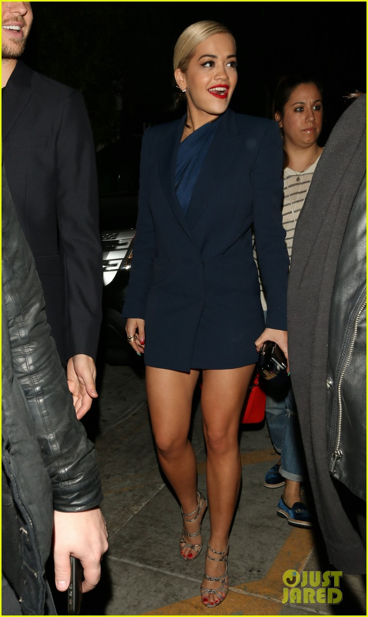 rita ora miguel jay z grammys 2014 after party 013042100
