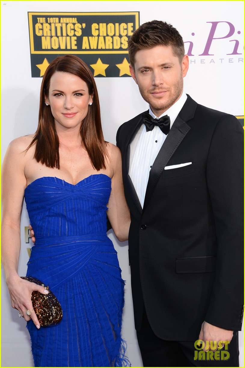 jared padalecki jensen ackles critics choice awards 2014 053033035