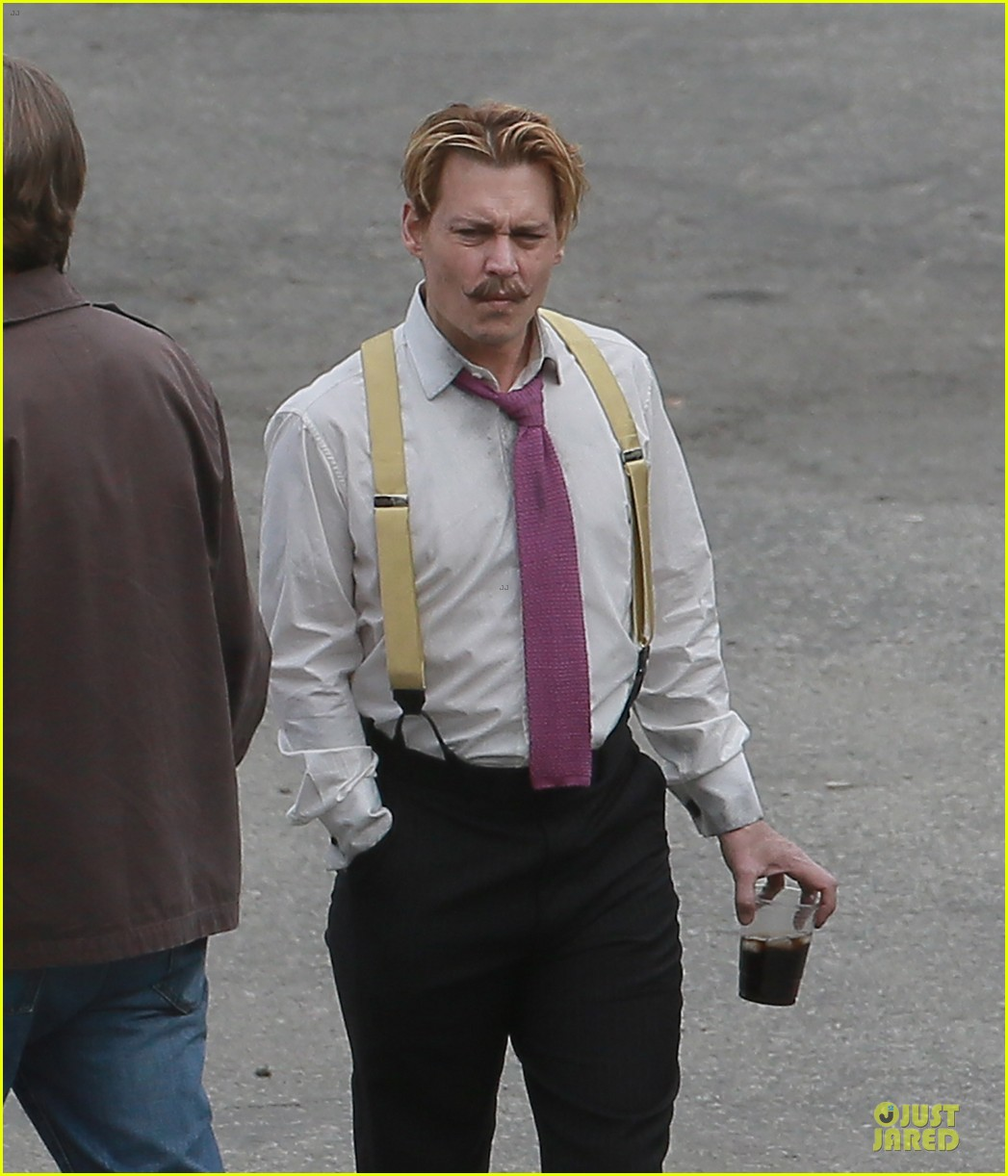 gwyneth paltrow mortdecai scenes with johnny depp 023024797