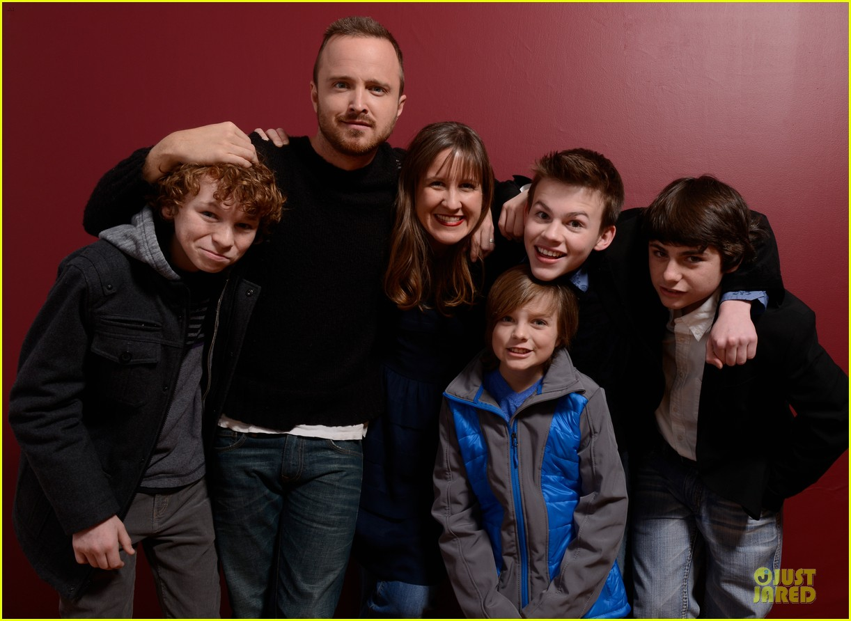 aaron paul hellion premiere at sundance film festival 2014 13